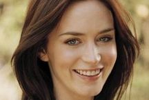 emily blunt / Emily Blunt [ Born: Emily Olivia Leah Blunt on February 23, 1983 in Roehampton, London, England ] is an English actress