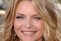 Michelle Pfeiffer /  Michelle Marie Pfeiffer is an American actress.  born 29 April 1958