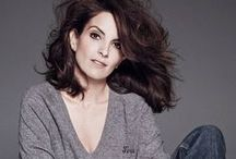 Tina Fey / Tina Fey [ born: Elizabeth Stamatina Fey on May 18, 1970 in Upper Darby, Pennsylvania ] is an American actress,