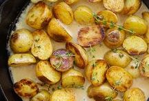 Potatoes/ Sweet Potatoes/ Yams / Potato, Sweet Potato and Yam recipes