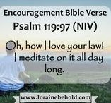 Bible Study - Loraine Behold Bible Blog