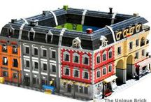 LEGO Models / From the simple yet elegant to the insane!