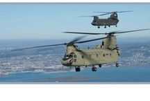 Aircraft Series: CH-47 Chinook