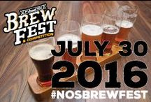 Brew Fest / The NOS Brew Fest supports and promotes the ever growing craft brew culture by bringing the beer enthusiast community together through great craft beer, amazing country music, awesome food, and games! At the NOS We believe beer should be experienced with other beer lovers, keeping your old friends while making new ones. Come out to drink, mingle, and play! We offer over 20 breweries & 50 Brews to enjoy all day.