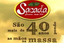 Sacada Pizzaria / Cliente da Mallerba Comunicação desde 2009, o Sacada Pizzaria é uma casa tradicional no bairro da Mooca desde 1974.
