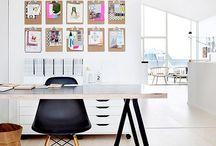 Workspace / by Tinn Quinn