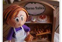 FOFUCHAS / Mis muñecas fofuchas y otras encontradas en la web  / by Con mis manos - Marina