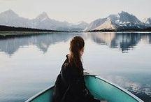Around the World/Nature / by Mikenna Ingram