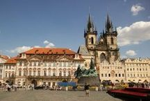 Prague / This board features our material from #Prague