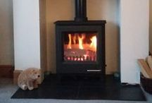 Installations From WBS / Various photos of stoves we've installed along the way.