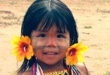 Brasilian Native / INDIGENAS BRASILEIROS