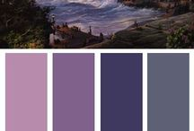 Renk kombinasyonları / Color combinations
