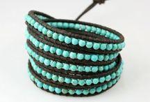 Boncuk-Bileklik/Bracelet beading