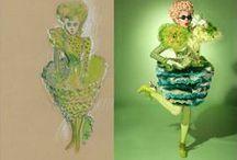 Sketch & Costumes / by Vasily 6urdin