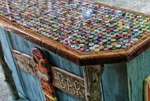 Bottle Cap tables