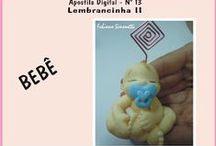 Pasta francesa bebe / by Silvia Cuellar