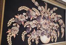 ракушки shells art / о самом любимом / by Tamara Blehman