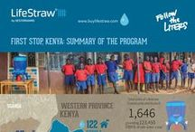 Follow the Liters / Impacting lives globally with safe drinking water