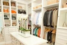 closets + we like