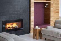 fireplaces + we like