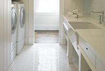 laundry rooms + we like