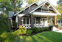 bungalows + we like / The many interesting aspects of bungalow and craftsman design.