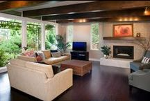 Strite + family rooms / Here are some of the family rooms we have remodeled.