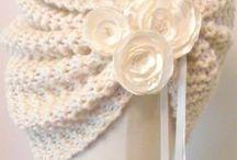 WEDDING knitting e crochet
