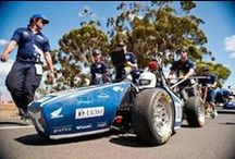 Melbourne University Racing