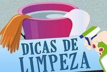 Dicas e Truques de Limpeza - Portugues/Espanish / Dicas e Truques de Limpeza - Portugues/Espanish