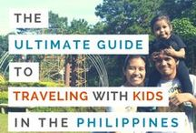 Philippines with kids / Traveling with the family to the Philippines? Check out our suggestions! #Family #Travel #Philippines #kids