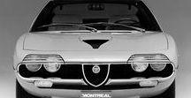 Alfa Romeo Montreal / Alfa Romeo Montreal, un precioso cupé firmado por el genial carrocero italiano Bertone y que debe su nombre a la Exposición Universal, celebrada en Montreal, Canadá.   http://motorhistoria.com/alfa-romeo-montrea