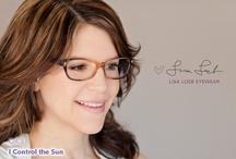 Lisa Loeb Eyewear / http://www.lisaloebeyewear.com/ / by Lisa Loeb