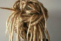 hair + knots