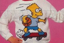 Vintage Crochet, Knitting / vintage crochet pattern , knit sweaters.Vintage Crochet .Vintage knit  / by Sally Tomato