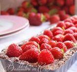 Torte, dessert e biscotti / Torte da forno, dolci al cucchiaio, torte con le mele, torte con le fragole, dolci al cioccolato. Che vita sarebbe senza dolce? Ricette provate e verificate!