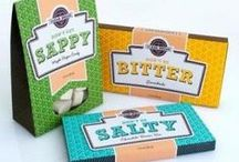 Candy Packaging / Sweet candy packaging that will make you crave sweets even more!