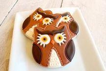 Cookies - Birds