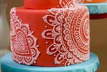 Cookies - henna designs