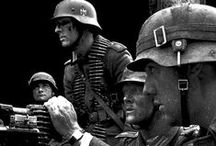 True War 真正的战场 (WW 2) / High Definition and the Best Quality, shocking images of World War Two (1939-1945, European Theatre)  震撼 震撼 / by Dragon Report