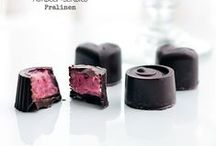 Praline, Chocolate