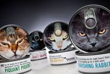Pet Food Packaging / Much love for pets has been shown through these amazing pet food packagings!