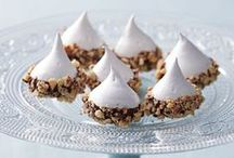 Meringue, kiss cookies