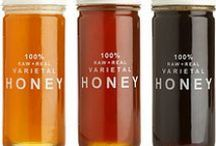 Honey Packaging / Pooh can't keep his hands off honey and we can't keep ours off of these awesome packaging designs!
