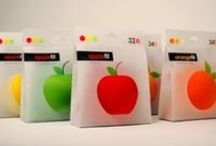 Fruit Packaging / Get your daily serving of fruit and inspiration with our board of the best fruit packaging designs.