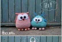 Muñecos y figuras de crochet