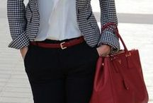Office outfits / Bussines casual, bussines style, office style.