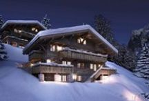 Chalets / beautiful Chalets