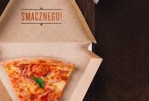 Pizza Packaging / Pizza is a universal favorite snack, so of course it deserves awesome packaging concepts!