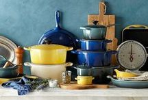 Le Creuset / Our ode to this fabulous brand!